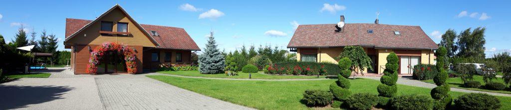 Kaimo turizmo sodybos nuoma Kauno rajone